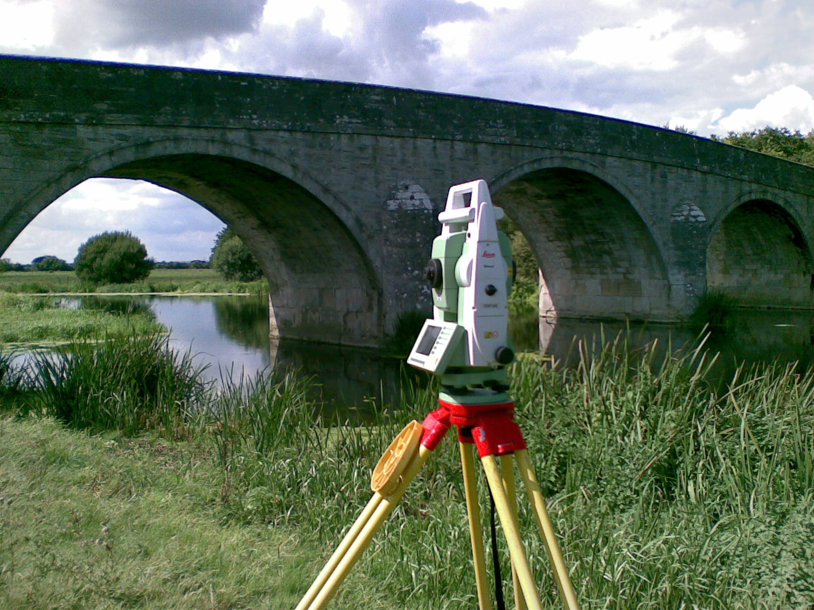 Trigon Survey & Investigations provide a high quality land survey service for new developments, as-built records and boundary disputes. We also produce Land Registry Plans.